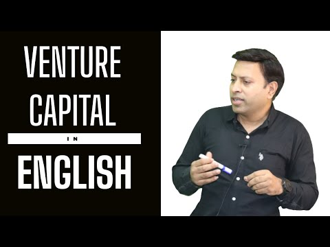 Venture Capital in English