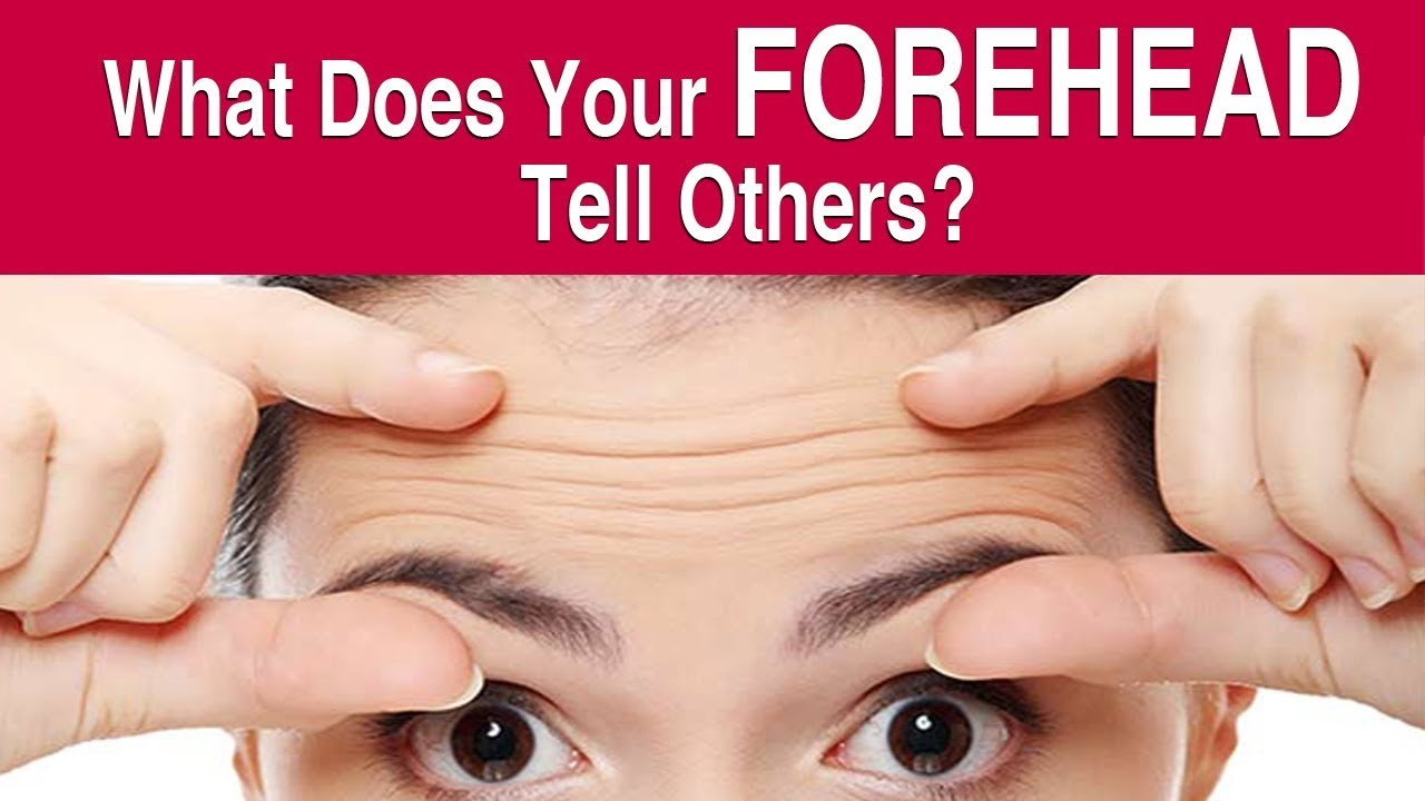 Read People By Looking At Forehead 3 Zones Fo The Forehead How To Read Anyone Like A Book