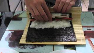 how to make easy sushi