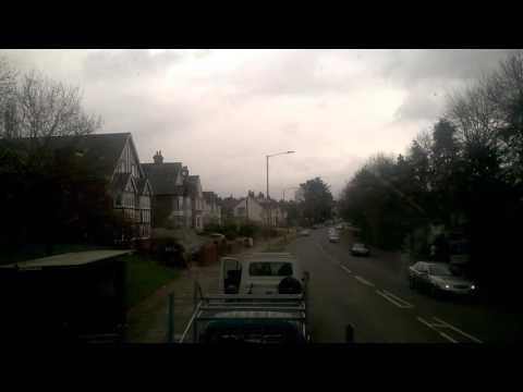Red One - High Wycombe to  Amersham Crematorium