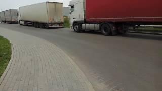 видео Обустройство подъездных дорог: тротуарная плитка