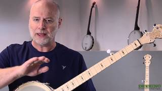 Deering Banjo Lessons - Clawhammer Method