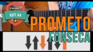 Prometo Fonseca - Tutorial Riffs | RIFF #4