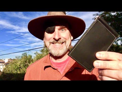 Super Thin Kangaroo Wallet From Harrison Australia