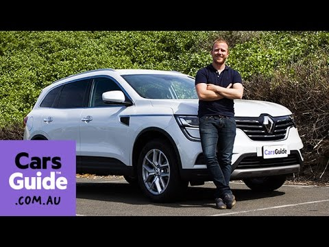 Renault koleos zen review