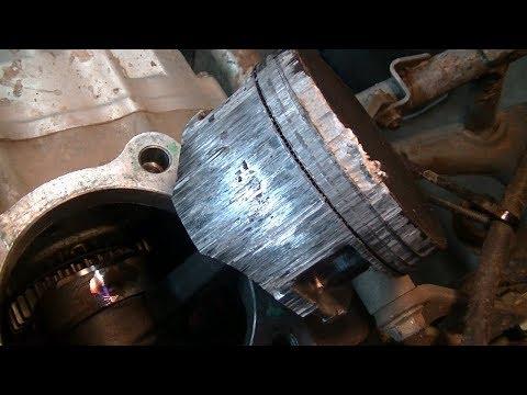 Honda 400EX Top End Rebuild