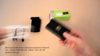 Электрошокер XS 800 Touch Taser (USA) Обзор - gepard.biz.ua