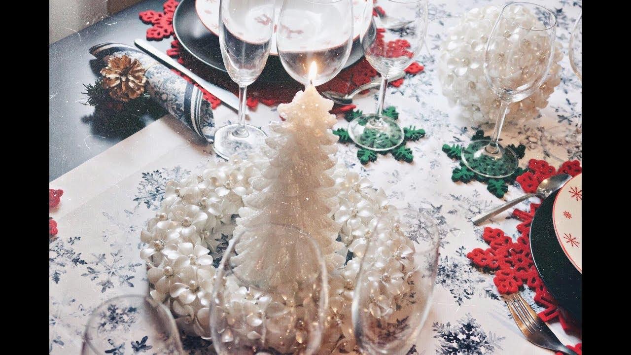 Como decorar la mesa de Navidad. ZARA HOME. Ideas de decoracion ...