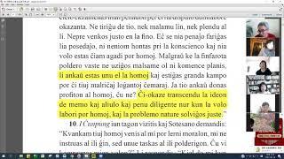 02 | La Sotesana Instruo de Ŭonbulismo | 에스페란토 원불교 대종경 공부 (zoom)