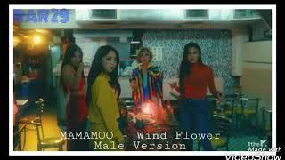 Gambar cover Male Version MAMAMOO - Wind Flower
