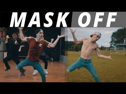 MASK OFF - Future Dance / Hip Hop Class  @TanzAlex