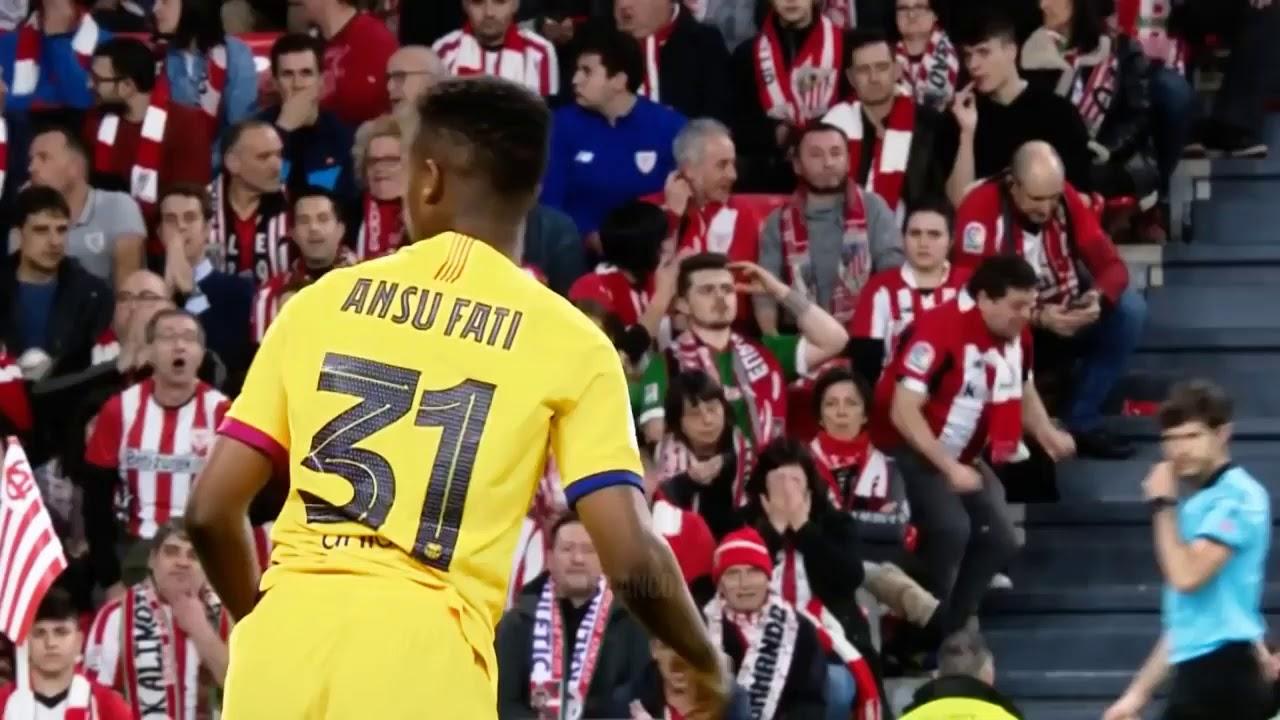 Download Lo Mejor De Ansu Fati vs Athletic Bilbao 2020