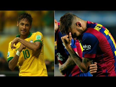 Neymar Jr ● Best Dancing Goal Celebrations Ever | HD