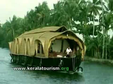 Kerala - Ecotourism Film English Part 1
