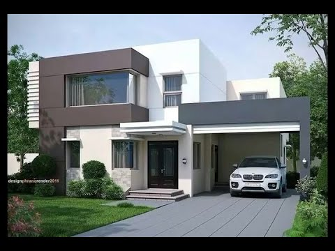 modern two storey house designs, simple two story house ...