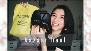 Trendsetter Bazaar Haul   Ann V