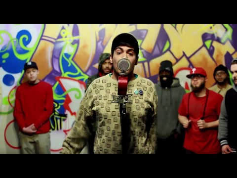 "Marsten House ""Leap Year Cypher 2"" ft. Tommy iLL Figure, Patnelso, U-NIK STYLEZ, Smoke, Tray Digga"