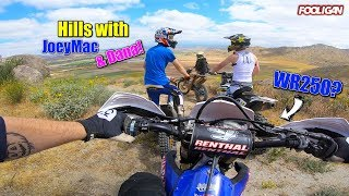 socal-hills-on-a-wr250-got-weird-with-joeymac-vroomvroomdana