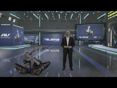 Telerob Unmanned Ground Vehicles - Virtual Press Briefing
