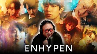 The Kulture Study ENHYPEN Drunk Dazed MV