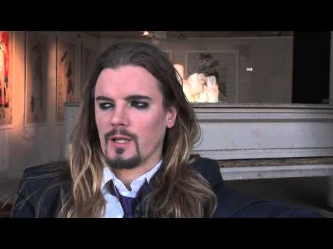 Apocalyptica interview - Perttu Kivilaakso (part 1)