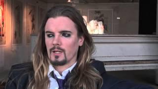 Apocalyptica interview - Perttu Kivilaakso (part 1)