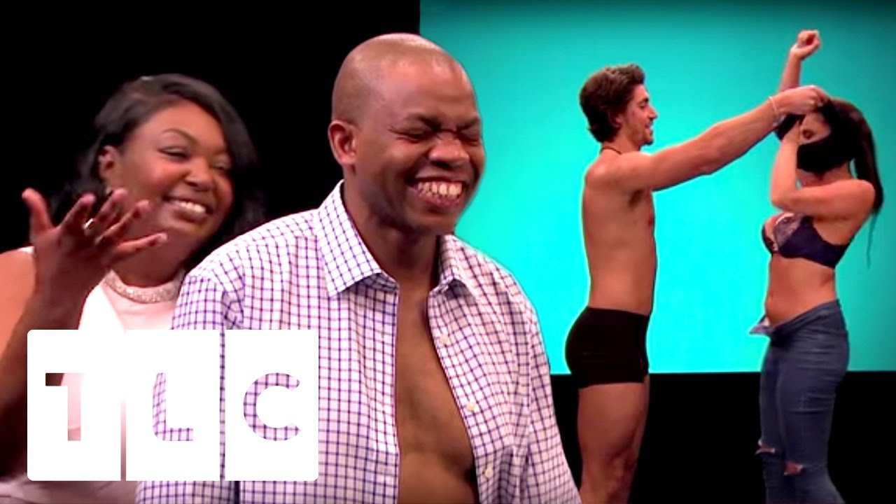 Getting Undressed On A Blind Date Undressed YouTube - Awkward video shows strangers undressing eachother