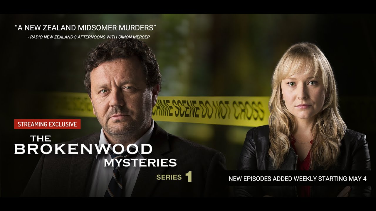 Acorn Tv The Brokenwood Mysteries Streaming Exclusive