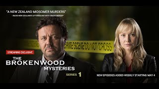 Acorn TV | The Brokenwood Mysteries | Streaming Exclusive