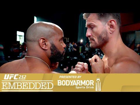 UFC 252 Embedded: Vlog Series - Episode 6