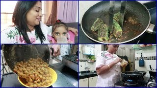 Dinner Routine Vlog With Headache_Indian Mom On Duty_Giveaway