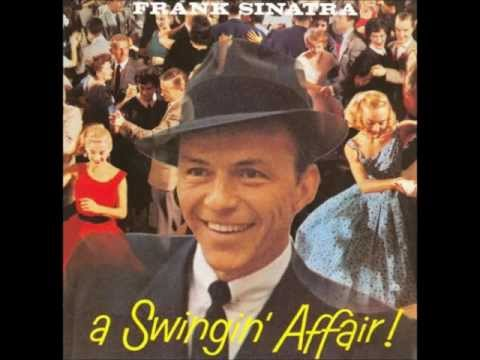 "Frank Sinatra ""Nice Work If You Can Get It"""