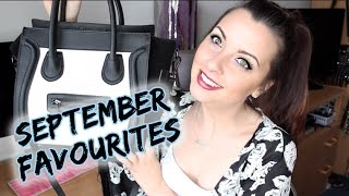 September Favourites | 2014 Thumbnail