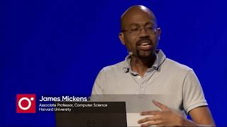 My love letter to computer science is very short,  James Mickens (Harvard University)