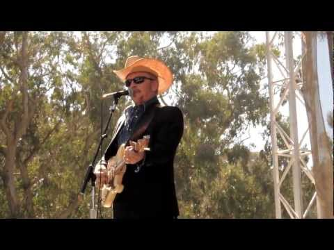 Dave Alvin & the Guilty Ones live at Hardly Strictly Bluegrass