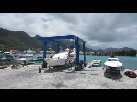 Taylor Smith Shipyard, Seychelles