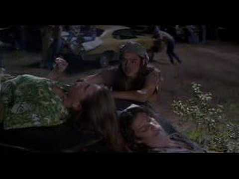 "Dazed and Confused ""George toked weed."""