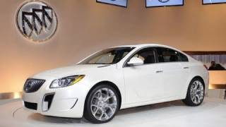 Buick Regal GS Show Car 2010 Videos