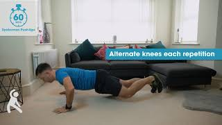 At Home Athlete | Total Fitness Home Workout screenshot 4