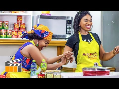 McBrown's Kitchen with Shatta Michy   SE3 EP13