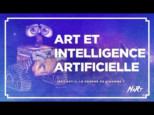 [VLOG] ART ET IA : l'art est-il le propre de l'Homme ?