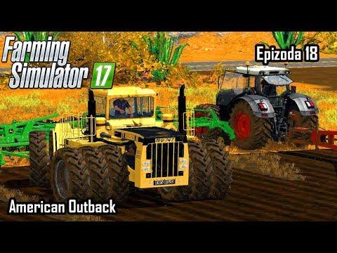 Farming Simulator 2017 | American Outback | Epizoda 18