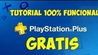PSN PLUS DE GRAÇA - 2019