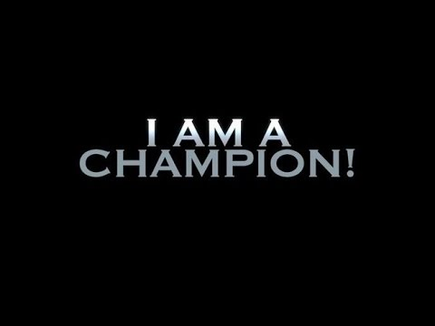 Champion - energetic, motivational, inspirational, personal development song by Loot Bryon Smith