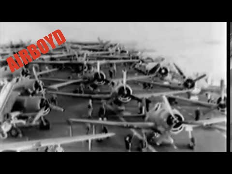 British Aircraft Carrier (1944)