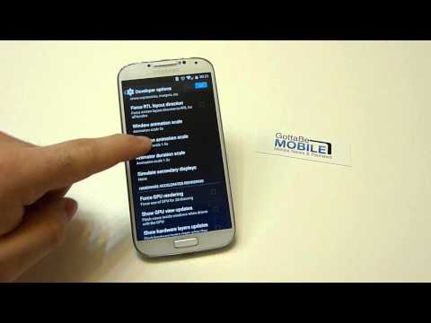 How to Make Your Android Faster in 3 Steps (Video)