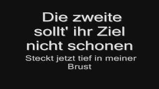 Rammstein - Roter Sand (lyrics) HD