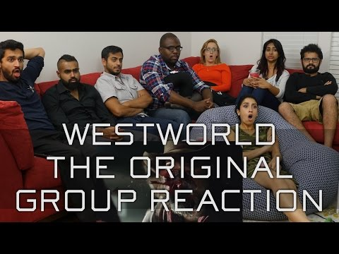 Westworld - 1x1 The Original - Group Reaction