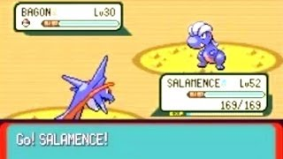 How catch Bagon Pokémon Emerald