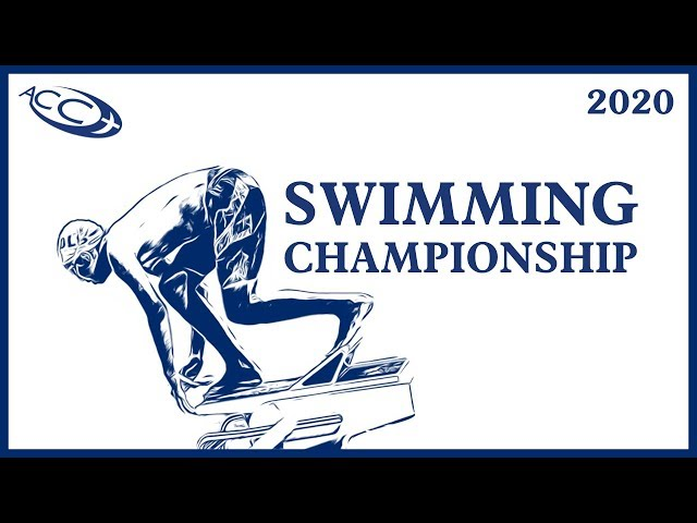 ACC Swimming Championship 2020
